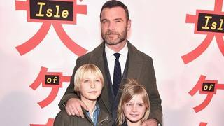 Liev Schreiber and Naomi Watts' Kids Talk Getting Into Acting While&hellip&#x3b;