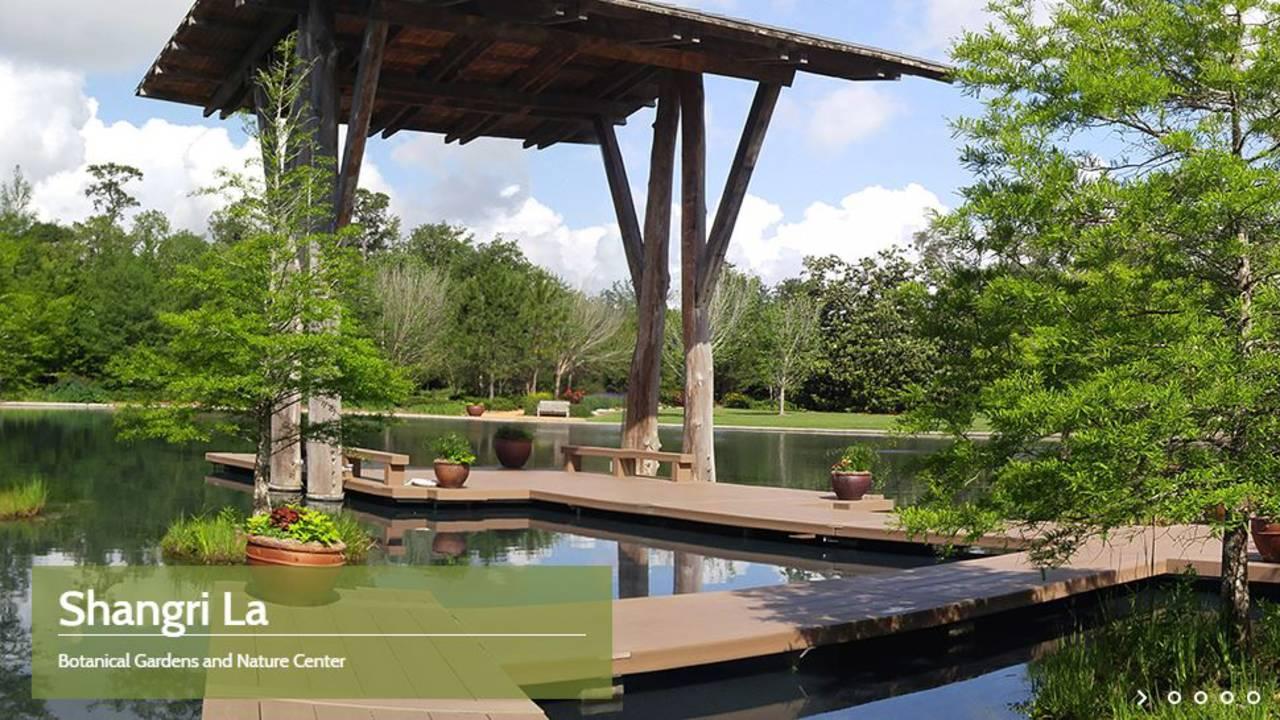 Shangrila Botanical Gardens & Nature Center