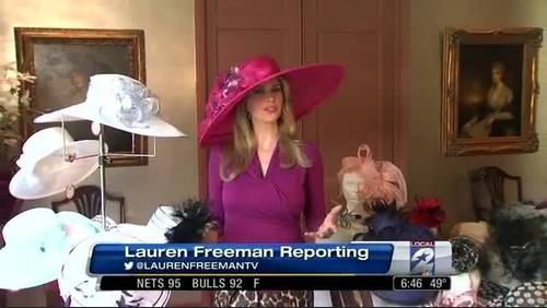 Houston hat makers ready for Kentucky Derby