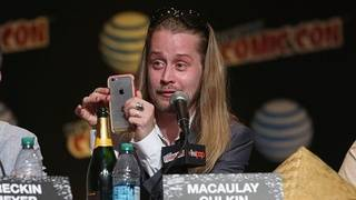 Macaulay Culkin gets real personal