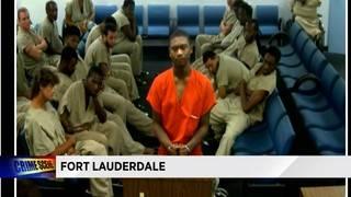 XXXTentacion suspect emotionless as he appears in bond court