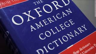 Oxford Dictionaries picks 'toxic' as word of year