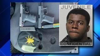 Police: 16-year-old had 2 guns on Catholic school campus