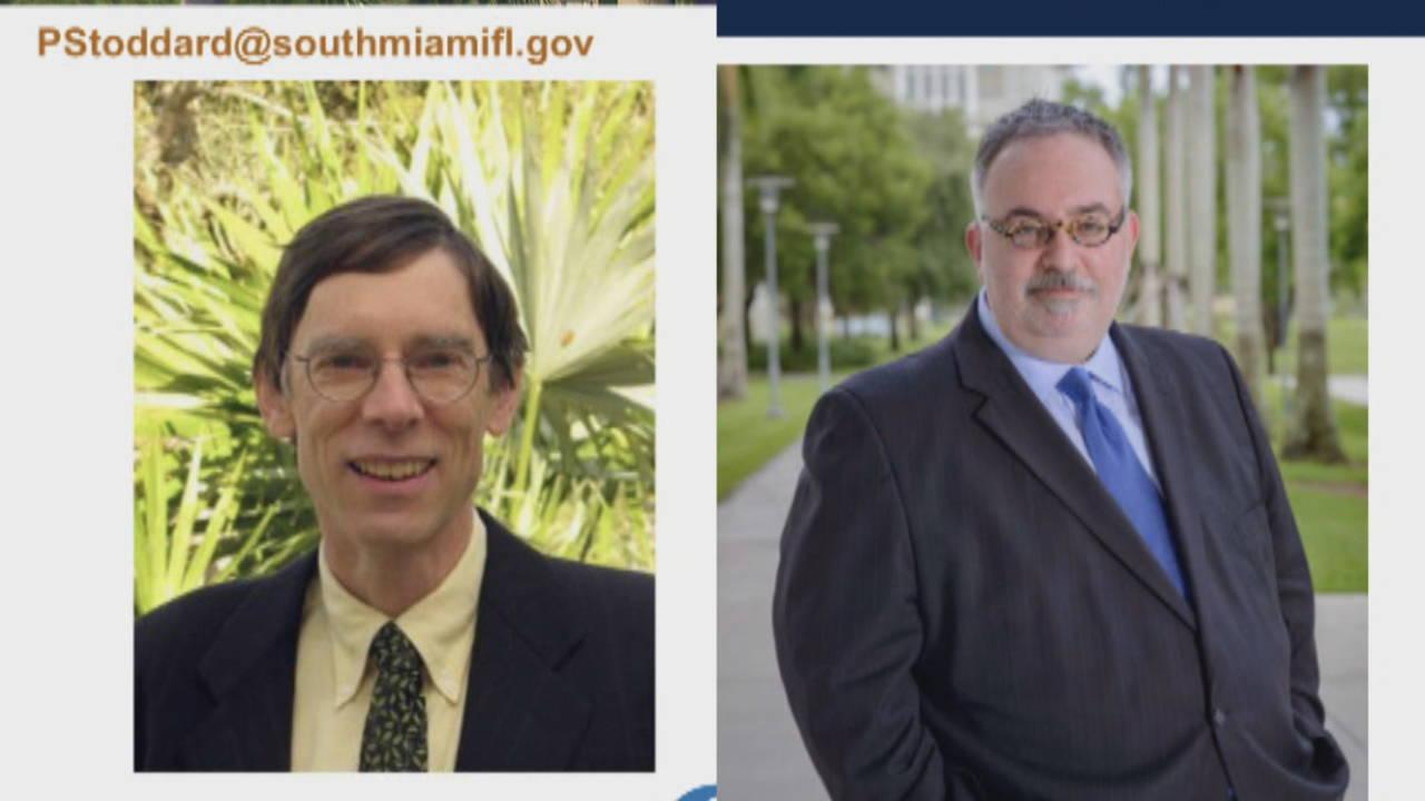 Philip Stoddard and Scott Fingerhut
