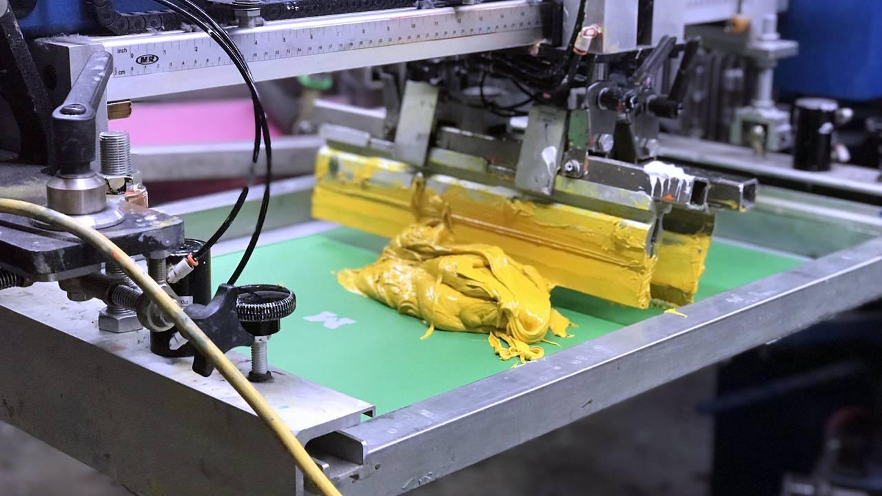 UGP printing press