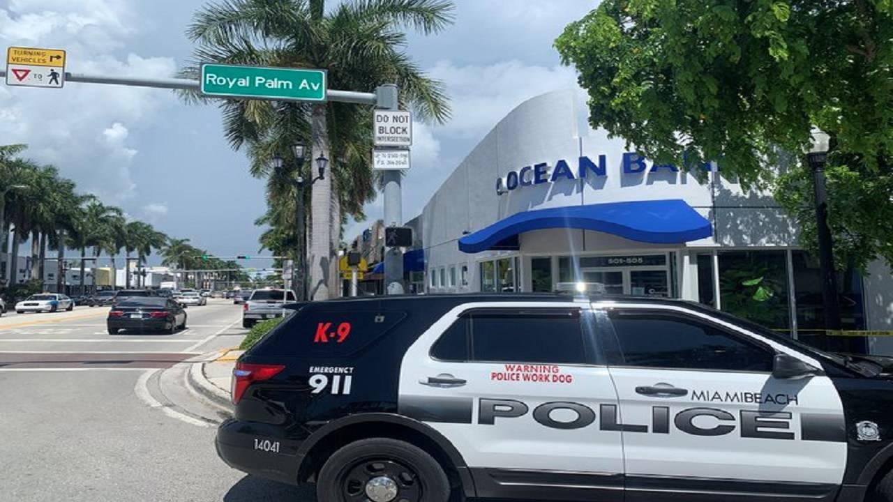 Ocean Bank in Miami Beach