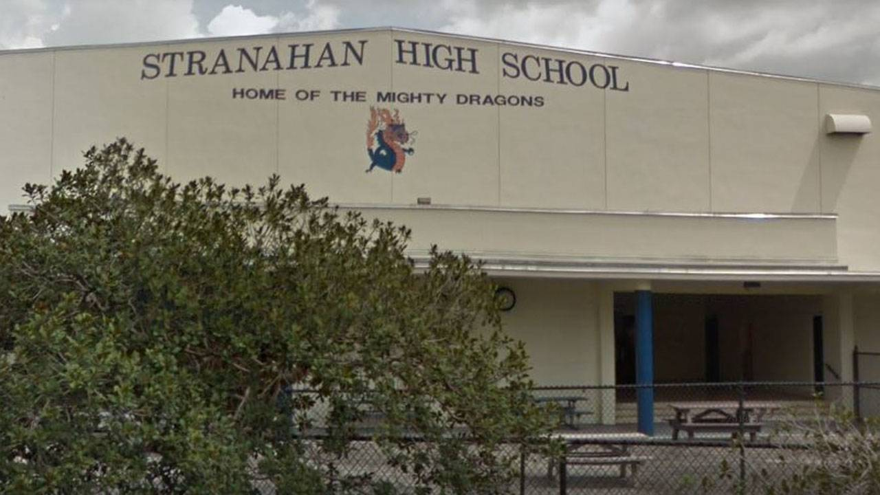 Stranahan High School Street view