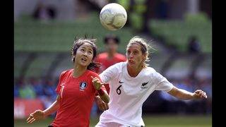 South, North Korea interested in hosting Women's World Cup