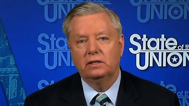 Lindsey Graham Tweets Support For Trump In 2020