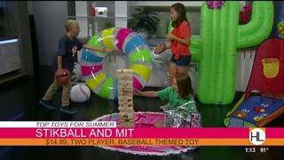 Top Toys For Summer