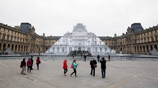 World's 20 most popular museums