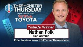 Thermometer Thursday: 10/18/18