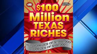 San Antonio has another instant millionaire in lottery