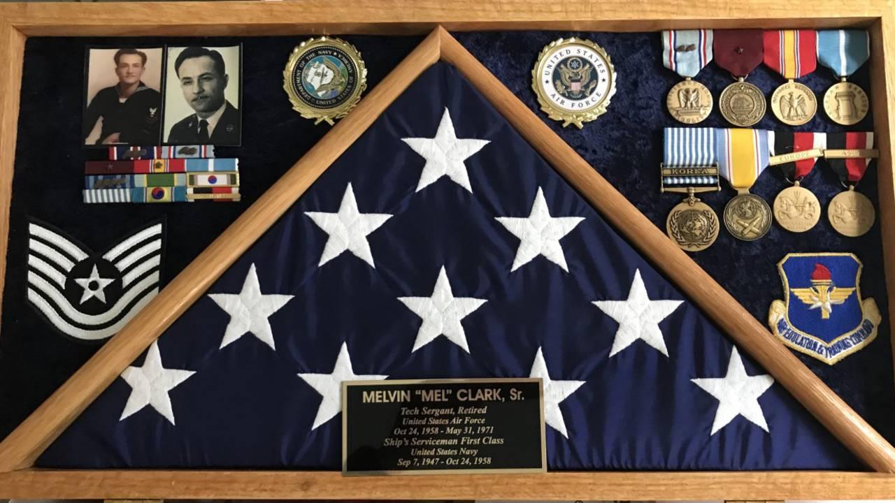 Melvin Clark awards