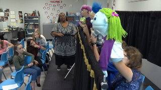 Millennium Middle School puppetry club becomes most popular elective class
