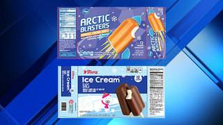 Ice cream bars recalled nationwide due to possible listeria contamination