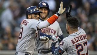 Altuve homers, Verlander dominates as Astros beat M's 3-1