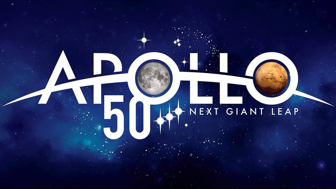Apollo 50 NASA