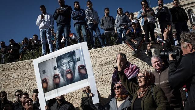 jerusalem protest ile ilgili görsel sonucu