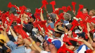 Atlanta Braves will reduce use of Tomahawk Chop