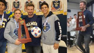 David Beckham makes surprise visits to honor South Florida high school&hellip&#x3b;
