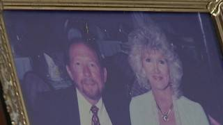 Husband becomes caregiver for wife with Alzheimer's