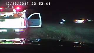 Trooper helps save South Florida woman's life, then takes her to jail