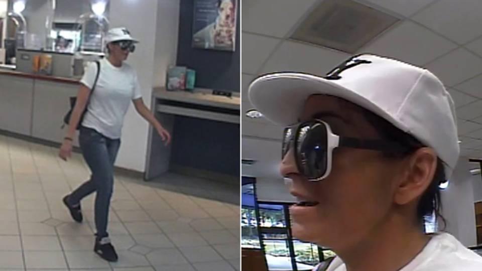 Female Bank Robber 2
