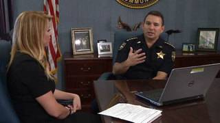 Sheriff Williams wants Duval County students to know they're safe