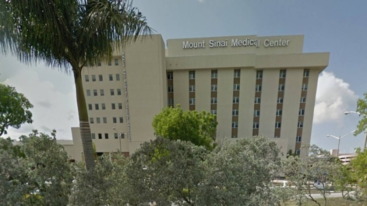 Suspicious packages found at Mount Sinai deemed safe by