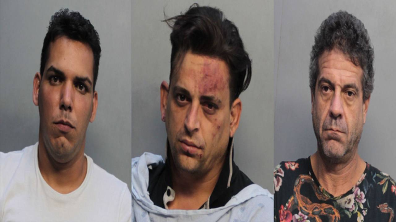 Hialeah police impersonators