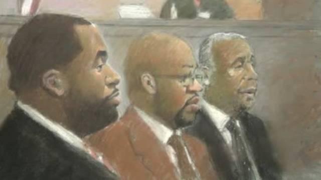 Kwame Kilpatrick Bobby Ferguson Bernard Kilpatrick in court_19273092