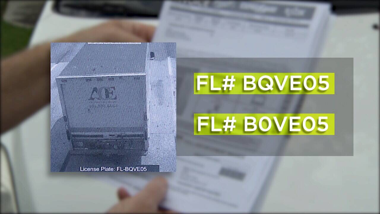 I-TEAM: Jacksonville driver wrongly billed for South Florida