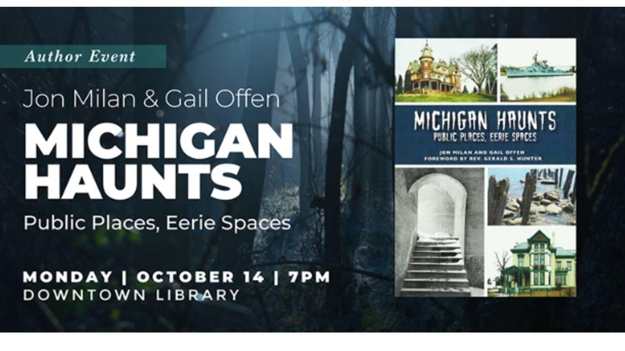 AADL Michigan Haunts