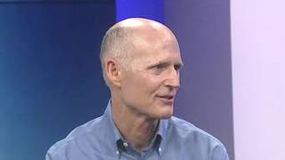 Gov. Rick Scott hosts roundtable with business leaders in Jacksonville