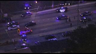 Atlanta-area officer killed after traffic stop&#x3b; suspect dead