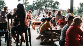 Parents, grab a cold one at these kid-friendly Houston-area breweries