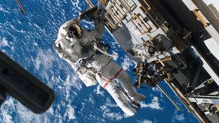 What it takes to be an astronaut: the real 'right stuff'