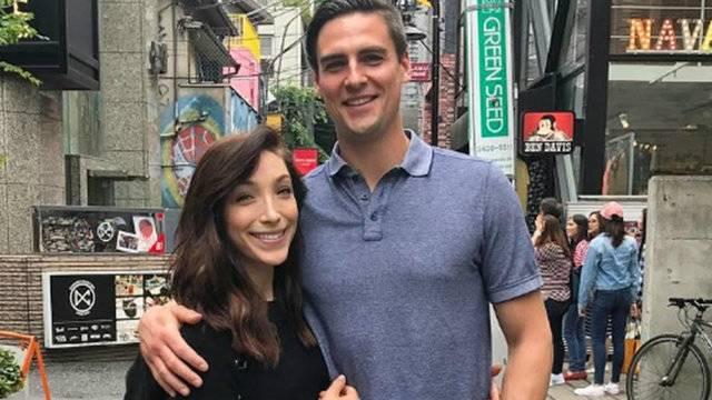 Michigan Olympian Meryl Davis Gets Engaged To Fedor Andreev