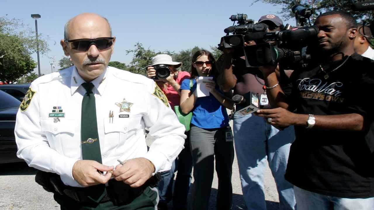 Sheriff Al Lamberti in 2007