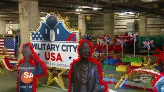 Armed Forces River Parade
