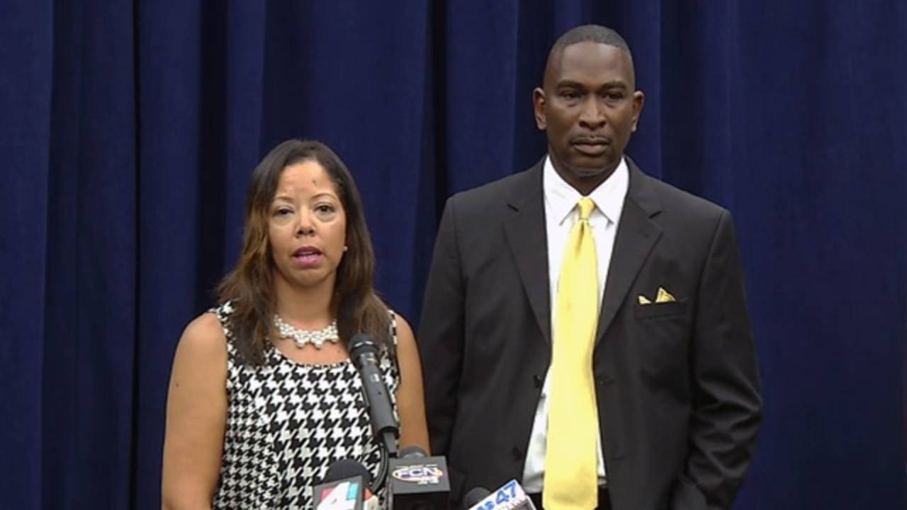 Jordan Davis' parents, Lucy McBath and Ron Davis_28358456