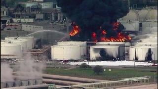 Your Questions Answered: Can smoke from the chemical fire in Houston&hellip&#x3b;