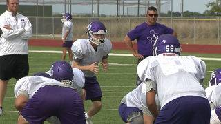 Week 2: Big Game Coverage Road Trip from San Marcos to New Braunfels