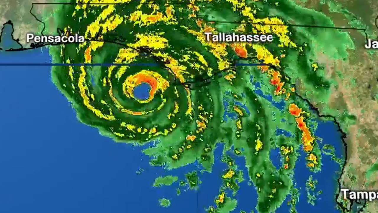 Hurricane Michael Radar Noon Thursday_1539187406064.jpg.jpg