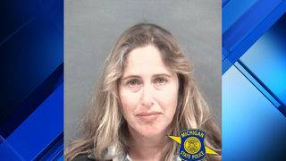 Michigan State Police: Texas woman was driving drunk with children in vehicle