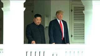 Trump: There'll 'most likely' be another summit with Kim