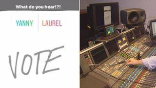 """Voice of """"Yanny"""" or """"Laurel"""" Reveals What He Actually Said"""