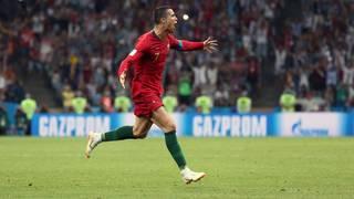 Cristiano Ronaldo hattrick earns Portugal thrilling draw against Spain