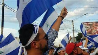 Father's heritage prompts Miami man to get involved in Nicaraguan politics